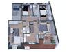 Dachgeschosswohnung mieten in Berlin Tempelhof, 100 m² Wohnfläche, 4 Zimmer