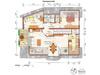 Dachgeschosswohnung mieten in Esslingen am Neckar, mit Garage, 76,49 m² Wohnfläche, 3 Zimmer