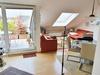 Dachgeschosswohnung kaufen in Frankfurt am Main, 48 m² Wohnfläche, 2 Zimmer