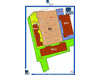Ladenlokal mieten, pachten in Nünchritz, mit Stellplatz, 195 m² Bürofläche, 182 m² Verkaufsfläche